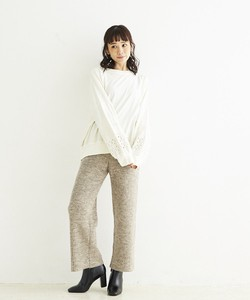 WOOL MIX COLOR YARN・PANTS