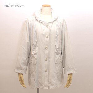 Stand-fall Collar Jacket