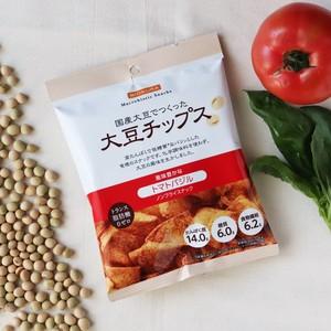 大豆チップス トマトバジル