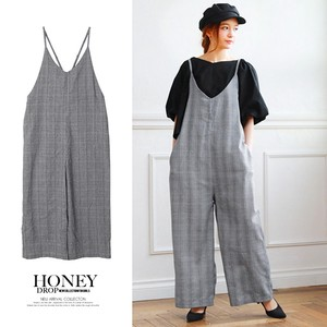 S/S Checkered All-in-one