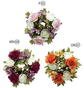 Artificial Flower Rose Ring Artificial Flower