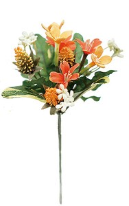 Wild Floral Pick Artificial Flower