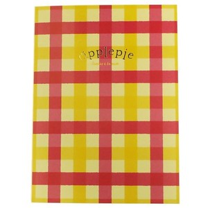 Sticky Note Sweets Mode Book Husen Apple Checkered