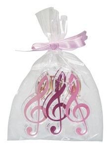 Treble Clef Clip Gift Set Music Series