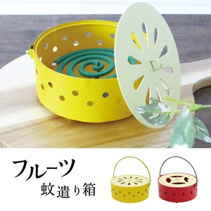 Fruit Mosquito Coil Stand