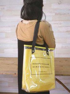 Clear Bag S/S