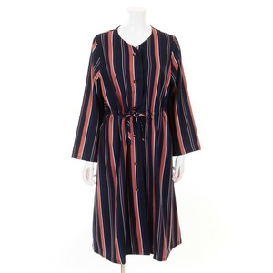 Multi Stripe One-piece Dress