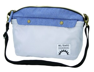 Shoulder Bag Light Grey