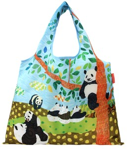 Shopping Bag Panda Bear Afternoon