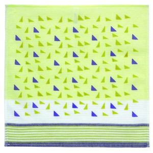 Japan Kitchen Towels Triangle Yellow