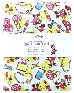 Japan Disney Fabric Towel Fashion Minnie