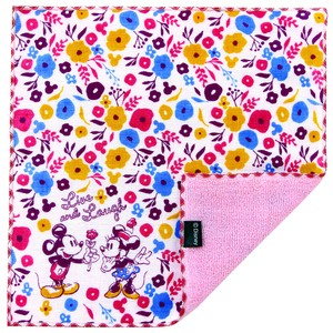 Japan Disney Imabari Pile Gauze Handkerchief Minnie Present