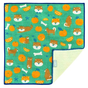 Japan Imabari Handkerchief Orange