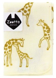 Japan Handkerchief Giraffe
