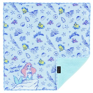 Japan Imabari Gauze Pile Handkerchief Little Mermaid