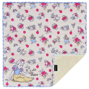 Japan Imabari Gauze Pile Handkerchief Snow White