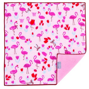 Japan Imabari Handkerchief Tulip Flamingo