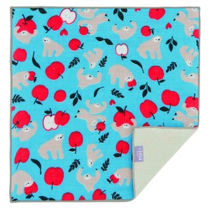 Japan Imabari Handkerchief Apple Sloth