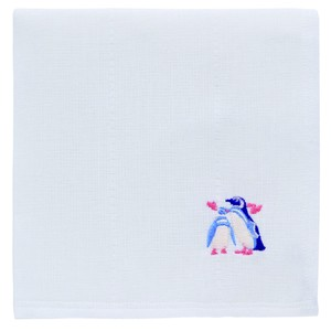 Japan Kitchen Towels Embroidery Penguin