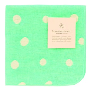 Japan Gauze Handkerchief Green