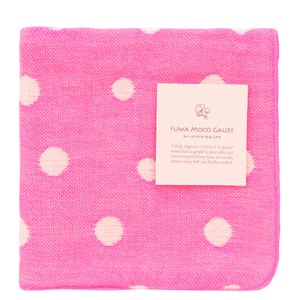 Japan Gauze Handkerchief Pink