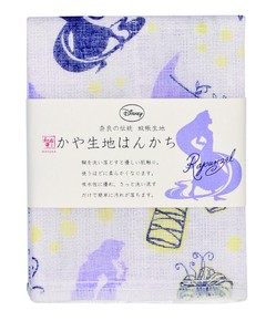Japan Disney Fabric Handkerchief Rapunzel