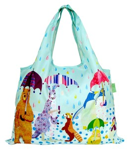 2way Shopping Bag Rainy days DJQ-8015-PO