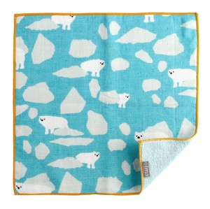 Japan Imabari Handkerchief Polar Bear