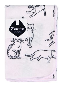 Japan Handkerchief cat