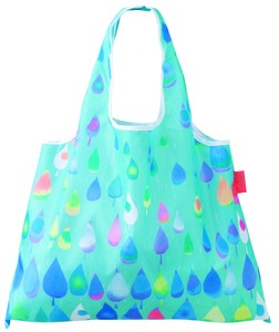 2way Shopping Bag Raindrop DJQ-4711-PO