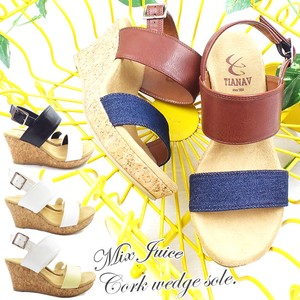Cork Edge Sandal