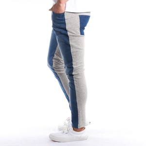 [2019NewItem] Stretch Fleece Switch Switching Skinny Denim Pants Material Switch