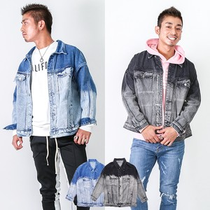 2018 A/W Color Denim Jacket