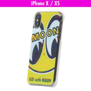 Moon Big Ball iPhone Hard Case
