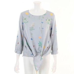 Botanical Knot Blouse