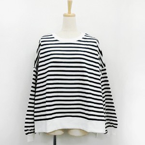 S/S Jersey Stretch Volume Sleeve Big Pullover