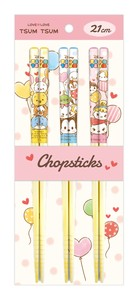 Disney Chopstick Set Tsum Tsum