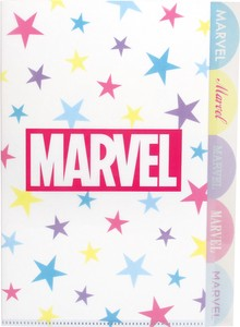 Marvel Index Plastic Folder Star