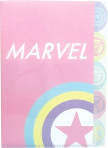 Marvel Index Plastic Folder Icon