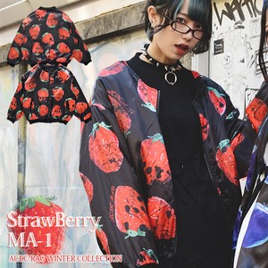 Strawberry Sukajan Jacket Strawberry