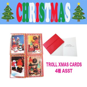 Roll Christmas Card American Writing Papers & Envelope