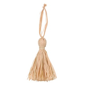 Tassel Natural 3 Pcs