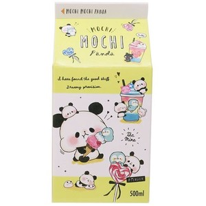 Stationery Set Milk Carton Gift Set MochiMochi Panda