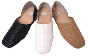 Mesh Square Babouche Shoes Type