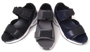 Belt Sport Sandal Cushion Attached Sneaker Sole
