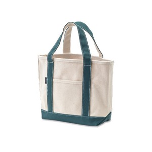 Canvas Tote Green