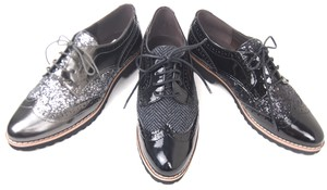Light-Weight Sole Material Lace Shoes Mannish Type Ford Shoes