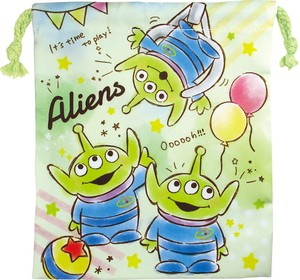 Disney With gusset Lunch Pouch Alien