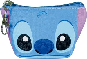 Disney Triangle Mini Pouch Face Stitch