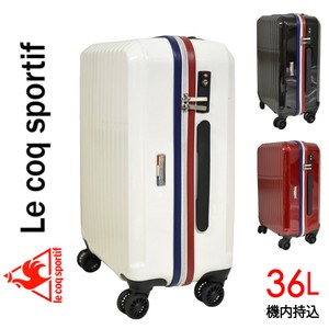 Carry Case Light-Weight In-Flight Included Lecoq Suit Case